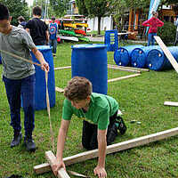 Activity Camp Englisch im Sommer